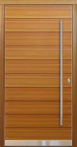 Holz-Aluminum Haustüren